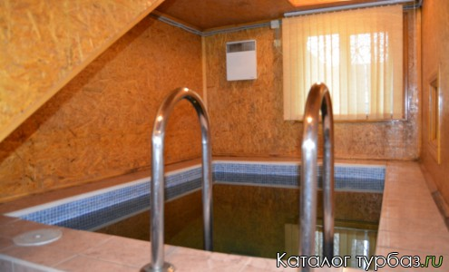 Бассейн гостевого дома У Михалыча