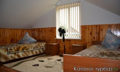 Комната для гостей гостевого дома У Михалыча