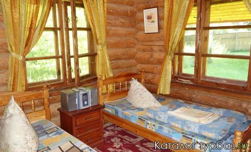 Комната в двухместном доме