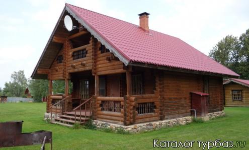 Десятиместный дом