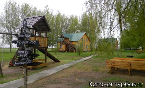 База отдыха Остров Колочный