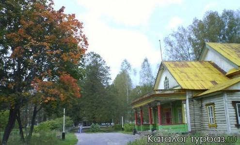 Пансионат «Лесной курорт»