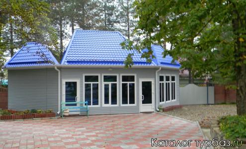 Гостинично-туристический комплекс «Лань»