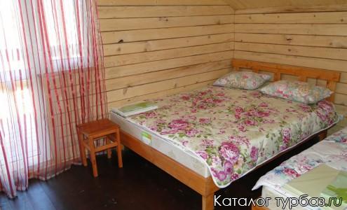 Маленькая спальня на 2 этаже