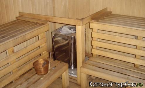 База отдыха «Новососедово»