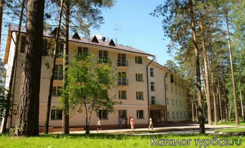 Курорт «Морозово»