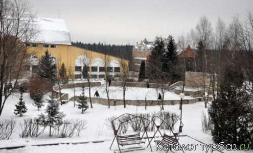 Парк-отель «Огниково»