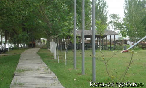 Туристская база отдыха Взморье