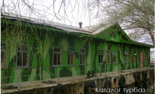 База Volga - Part