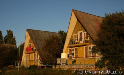 База отдыха «ТОК им. Мокроусова»