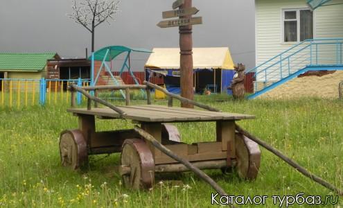 База отдыха «Боярская усадьба»