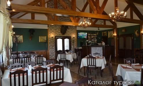 ресторан Коростель