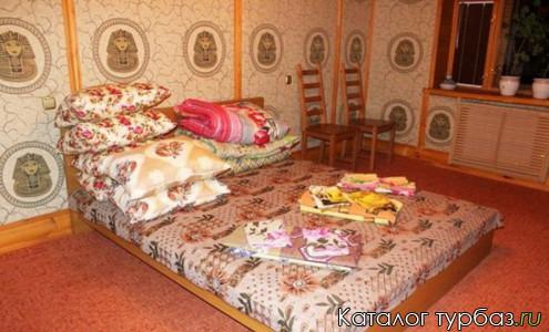 База отдыха «В луговом»