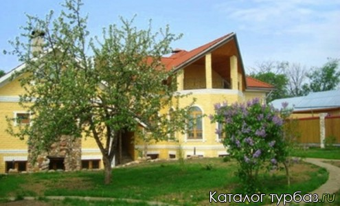 Гостевой дом «Дом на Гремячке»