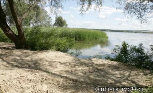 База отдыха «Дніпровські світанки»