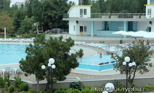 Туристско-оздоровительный комплекс «Мелиоратор-Юг»