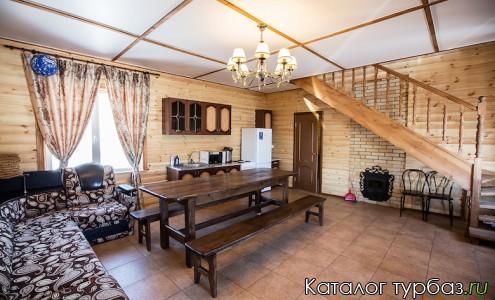 гостиная дома №8