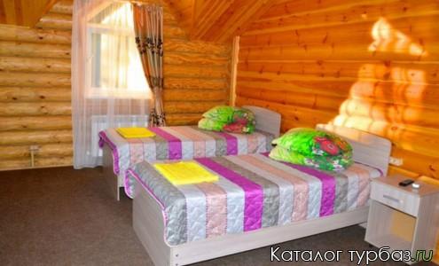 База отдыха «Звениговская»