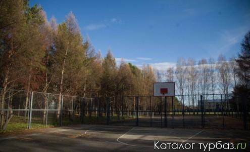 Центр отдыха «Притомье»