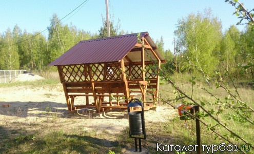 База отдыха «ЭкоОстров»