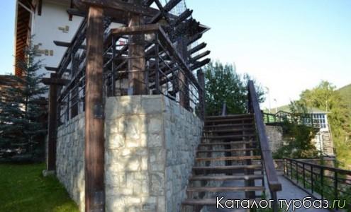 База отдыха «Манская крепость»