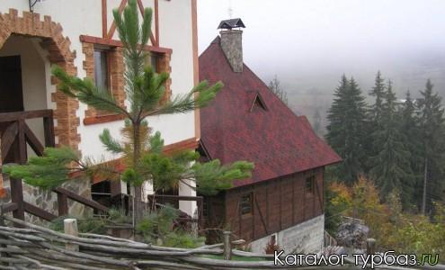 База отдыха «Карпатская сказка»