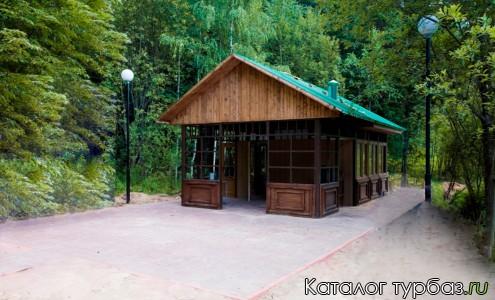 База отдыха «Озеро Круглое»