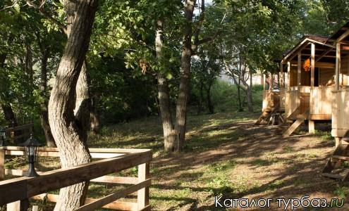 База отдыха «Форт Андреевский»