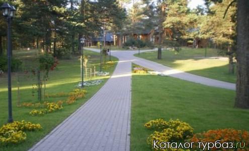 Загородный парк-отель «Пилигрим»