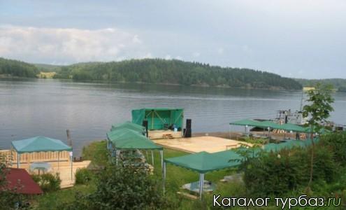 База отдыха «Ладога-Марина»