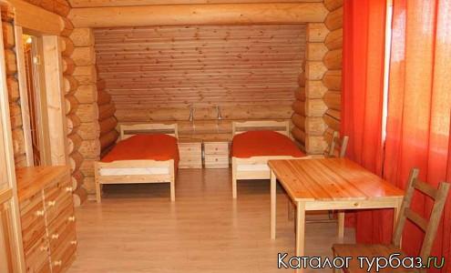 Спортивно-туристическая база «Малиновка»