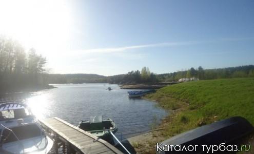 Гостевой комплекс «Ладога Фьорд»