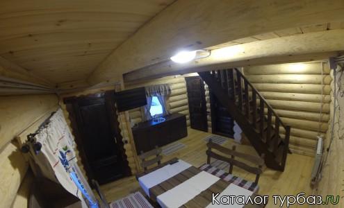 1 этаж малая баня