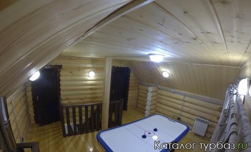 2 этаж малая баня