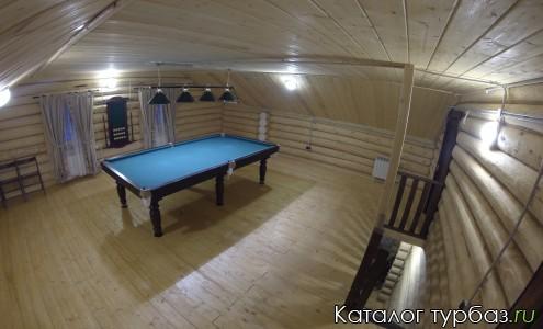 2 этаж большая баня