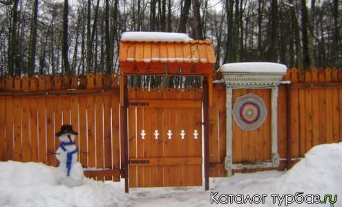Гостевой дом «Русская дача»
