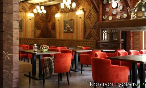 бар-ресторан Харес
