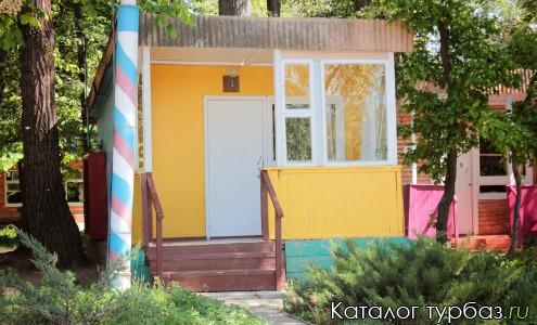 летние домики на турбазе