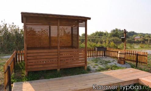 База отдыха «Маевские пруды»