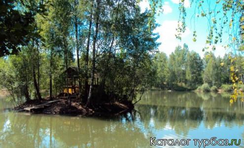 База отдыха «Ильинские пруды»
