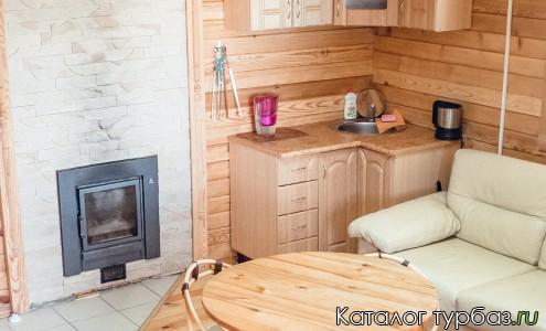 малый дом 1 этаж 2