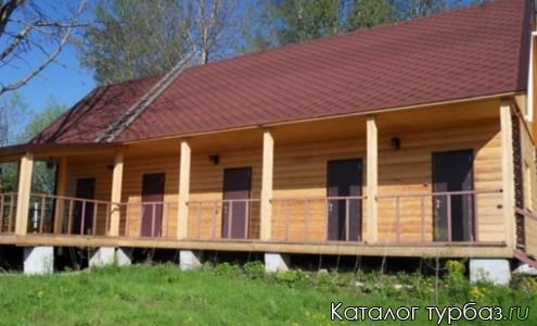 Парк-отель «Вольские дачи»
