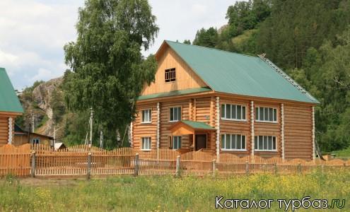 ТК У Каповой (вид гостиницы)