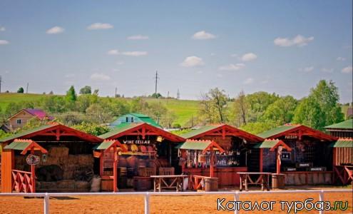 Конная турбаза ранчо «Аванпост»