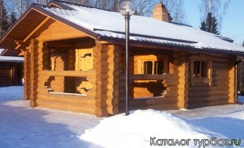 Гостевой дом «Глухариный дом»