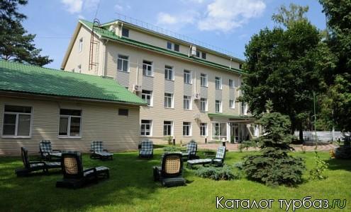 Клубный Отель Акватория
