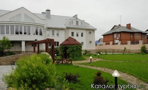 Комплекс отдыха «Уральский двор»