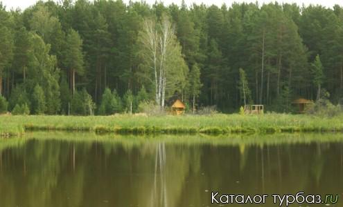 База отдыха «Заимка у озера»