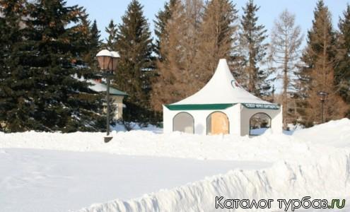 Загородный комплекс «Кырлай»