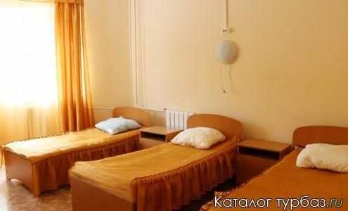 Оздоровительный комплекс отдыха «Яльчик» (ОК ОАО «МЦБК»)